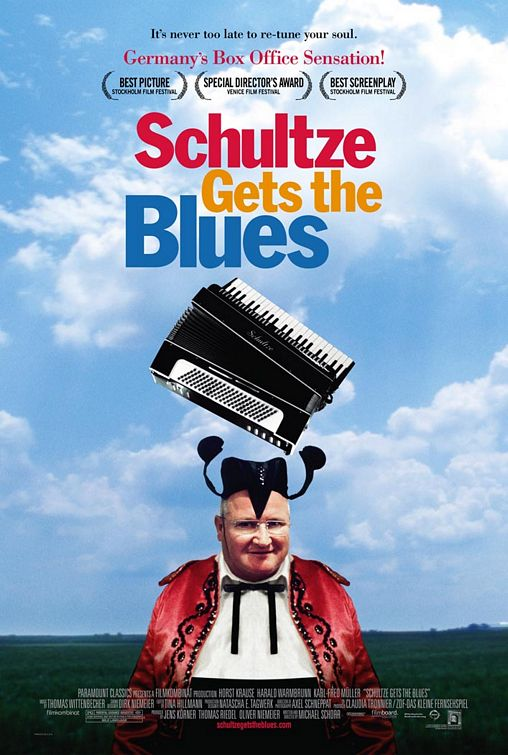 Schultze Gets the Blues Poster #1