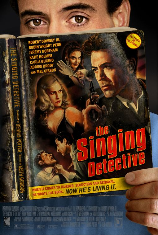 The Singing Detective Poster #1