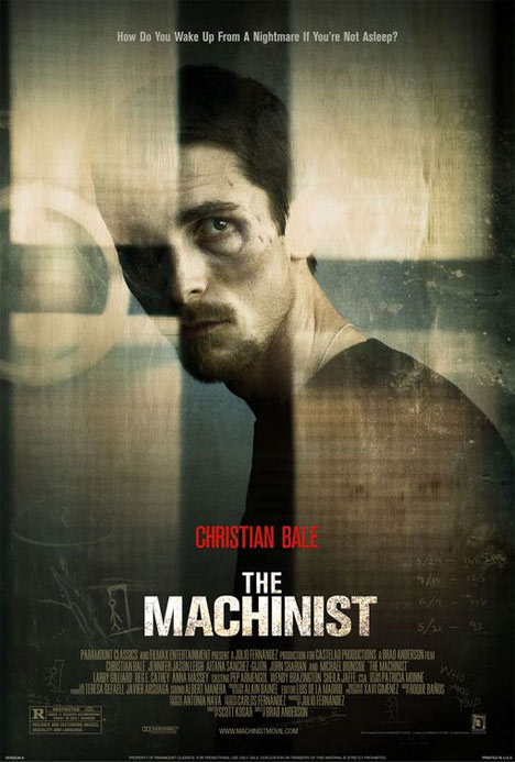 The Machinist Poster #1