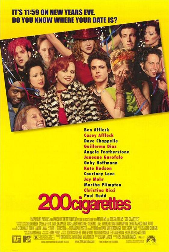 200 Cigarettes Poster #1