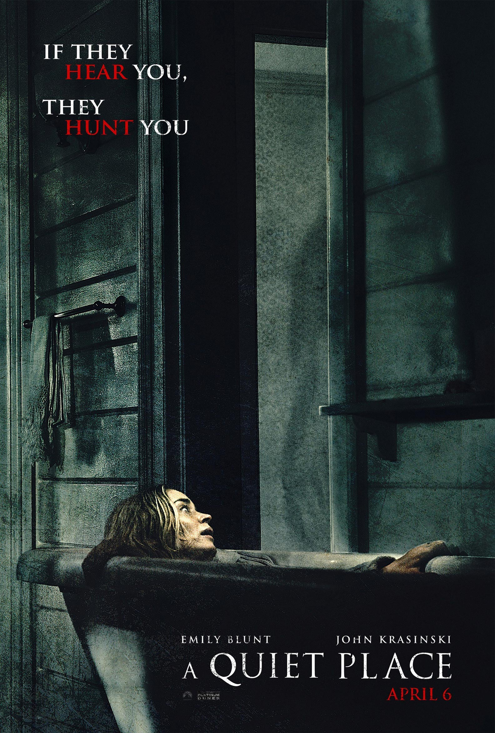 A Quiet Place Poster #1