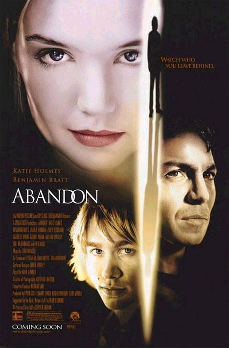 Abandon Poster #1