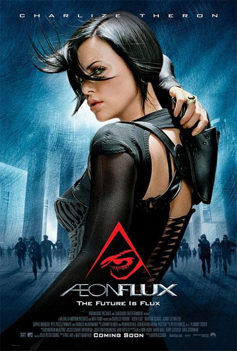 Aeon Flux Poster #1