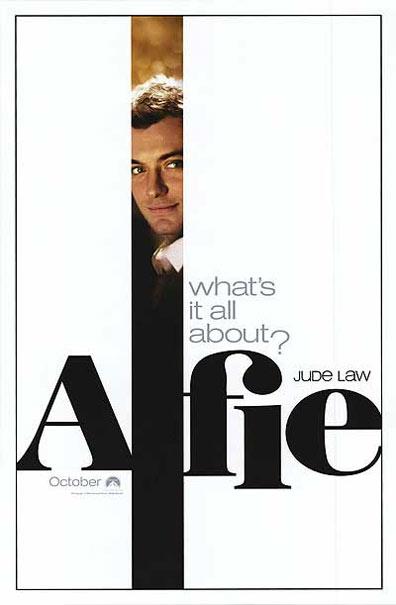 Alfie Poster #1