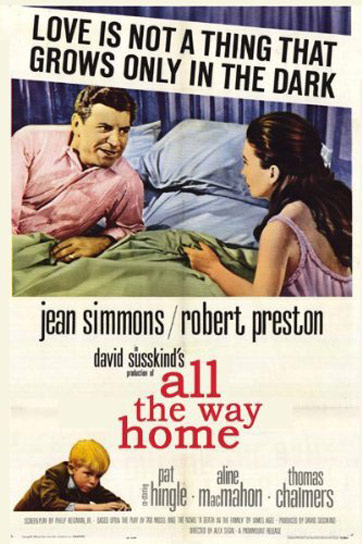All the Way Home Poster #1
