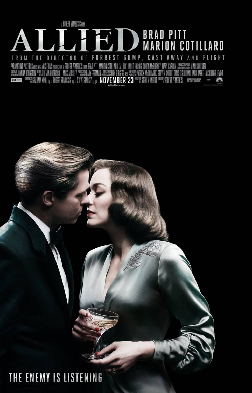 Allied Poster #2