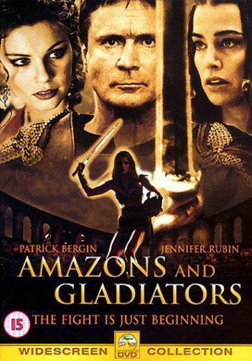 Amazons and Gladiators Poster #1