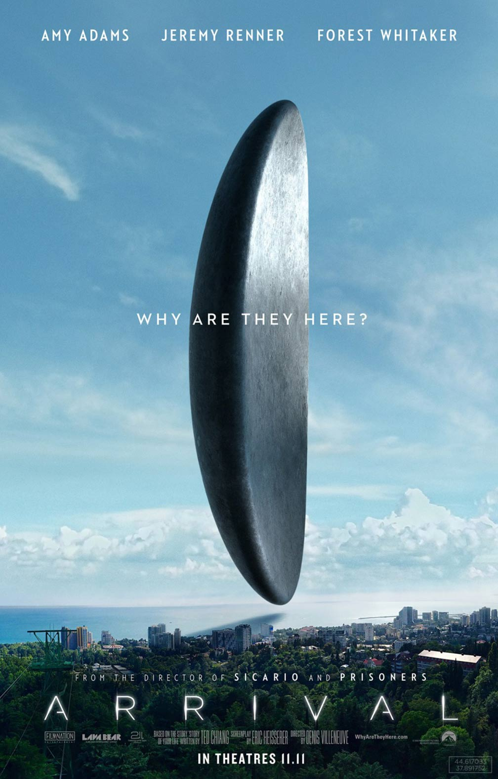 Arrival Poster #12