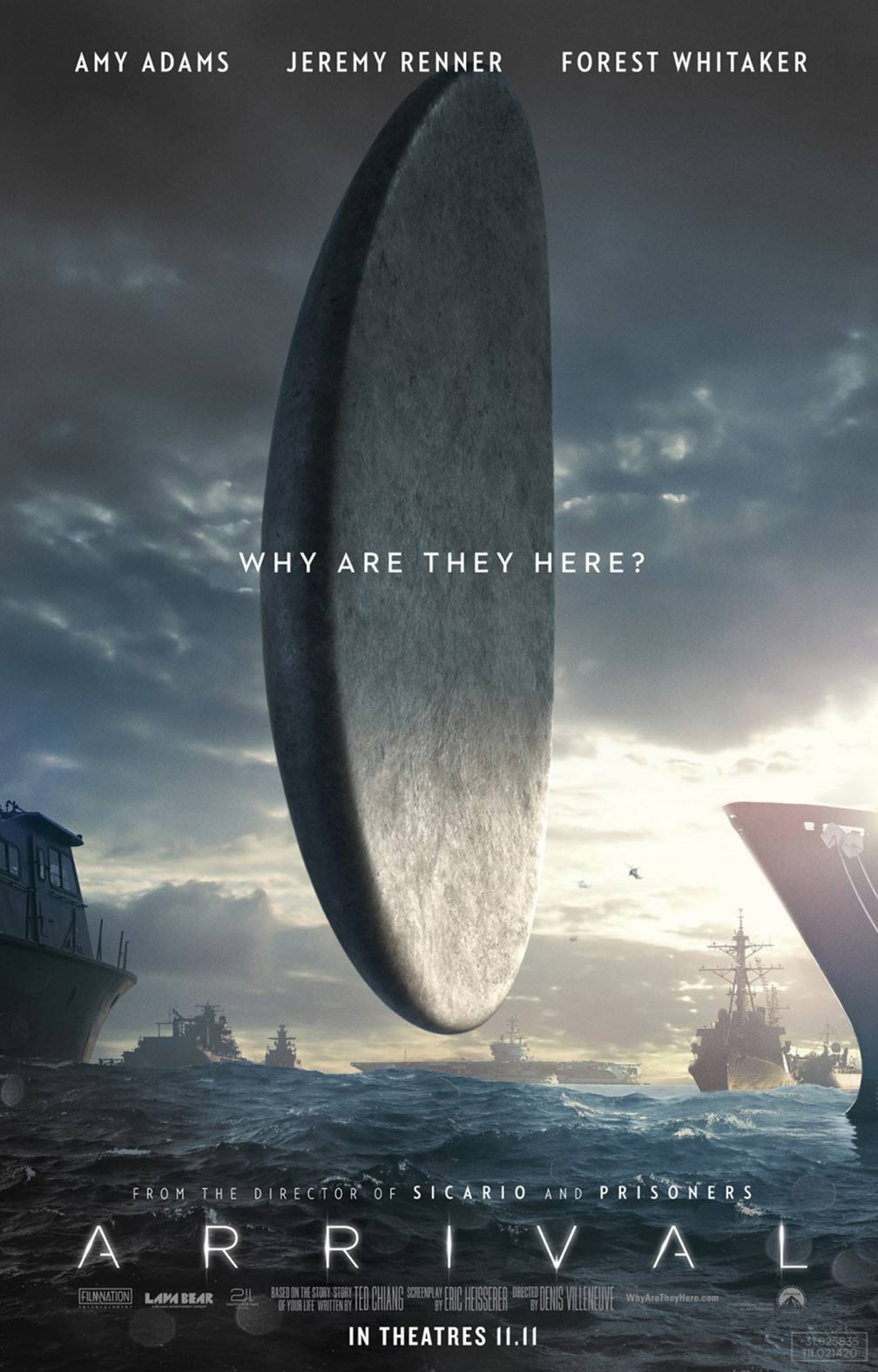 Arrival Poster #13