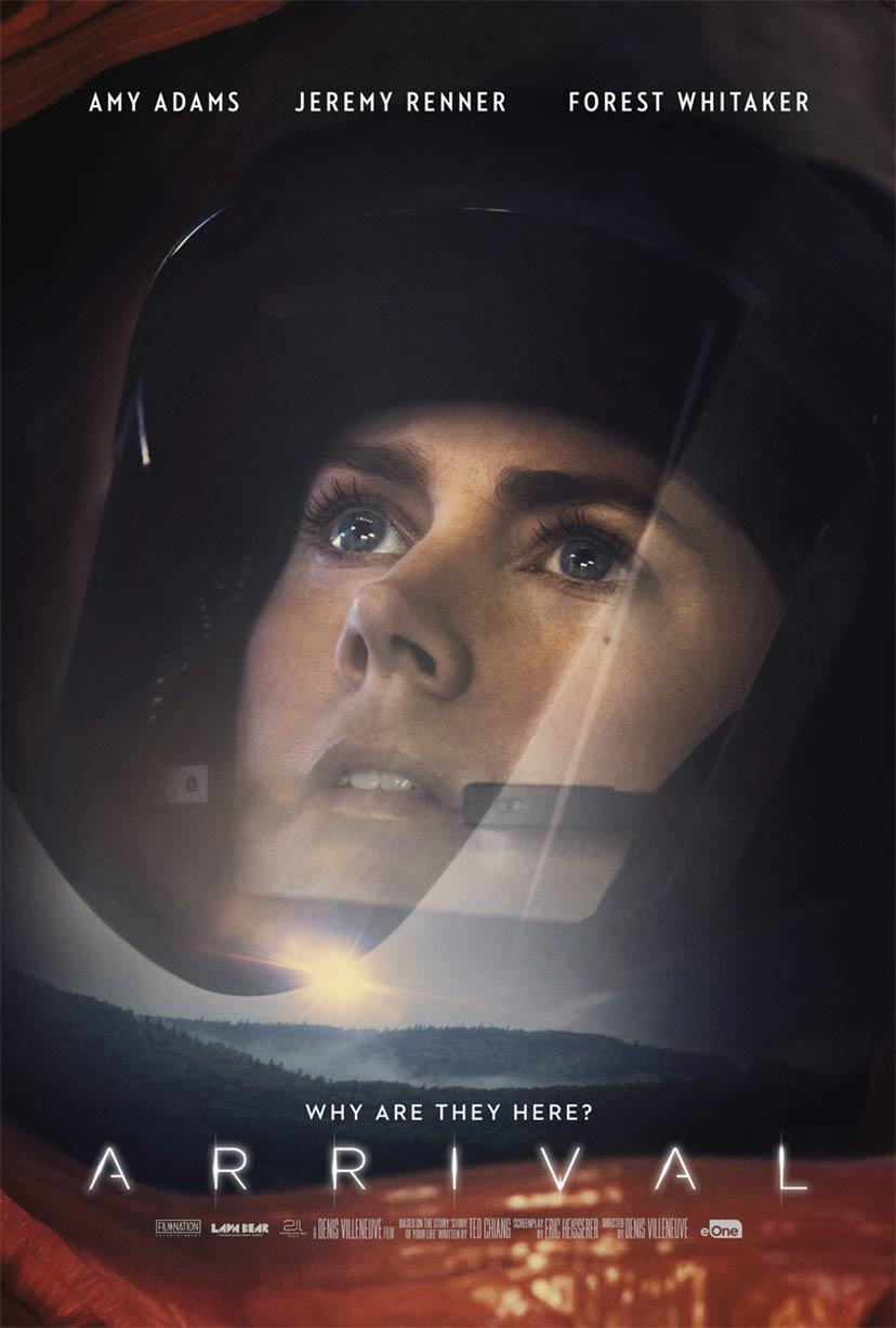 Arrival Poster #14