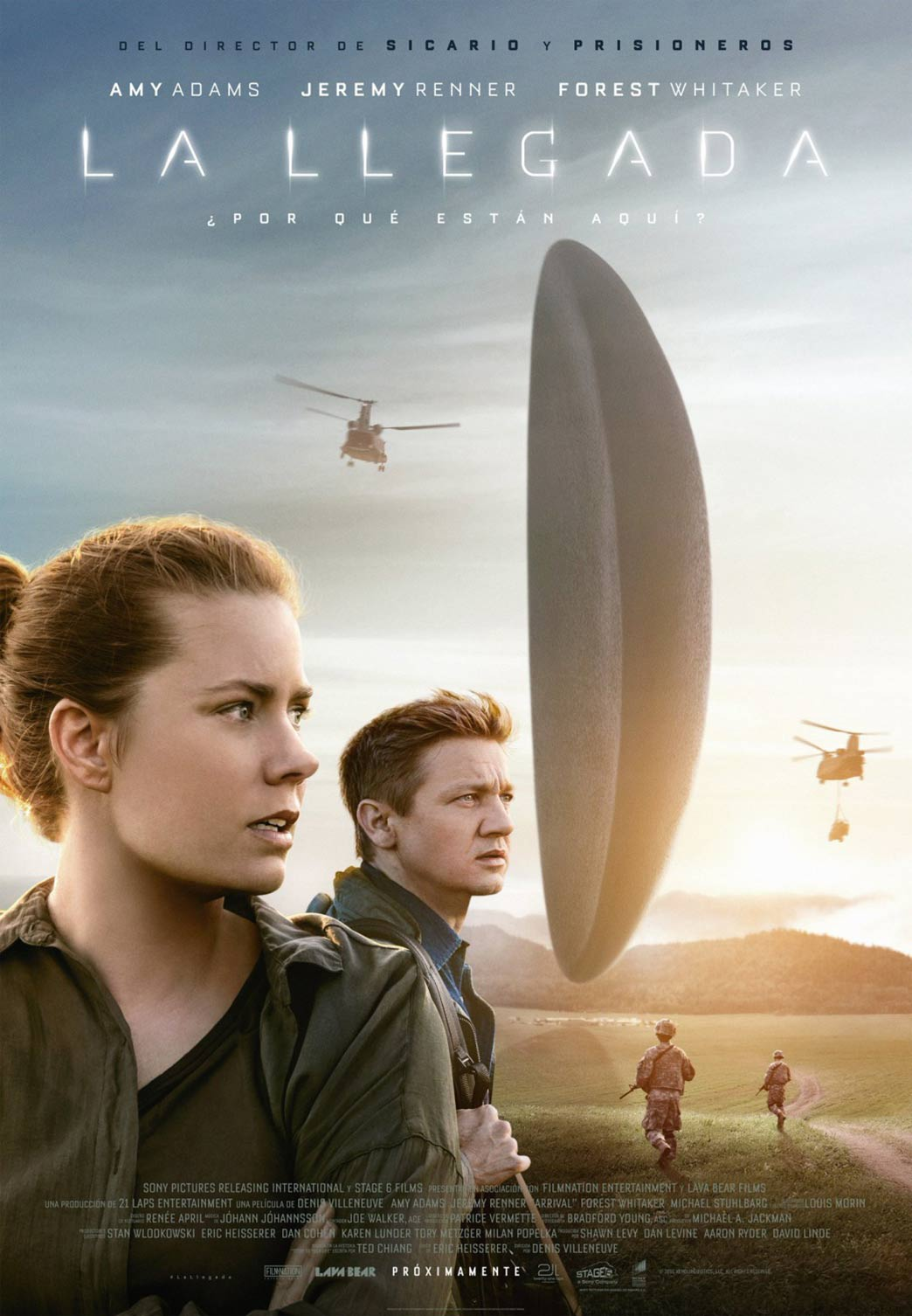 Arrival Poster #16