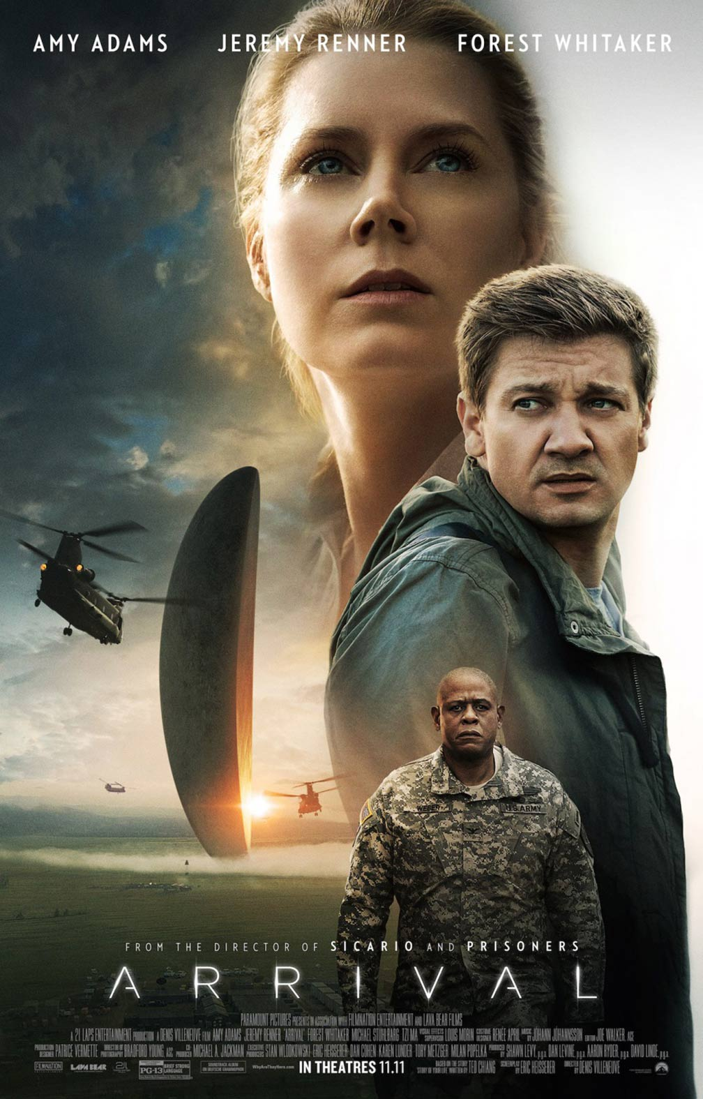 Arrival Poster #17