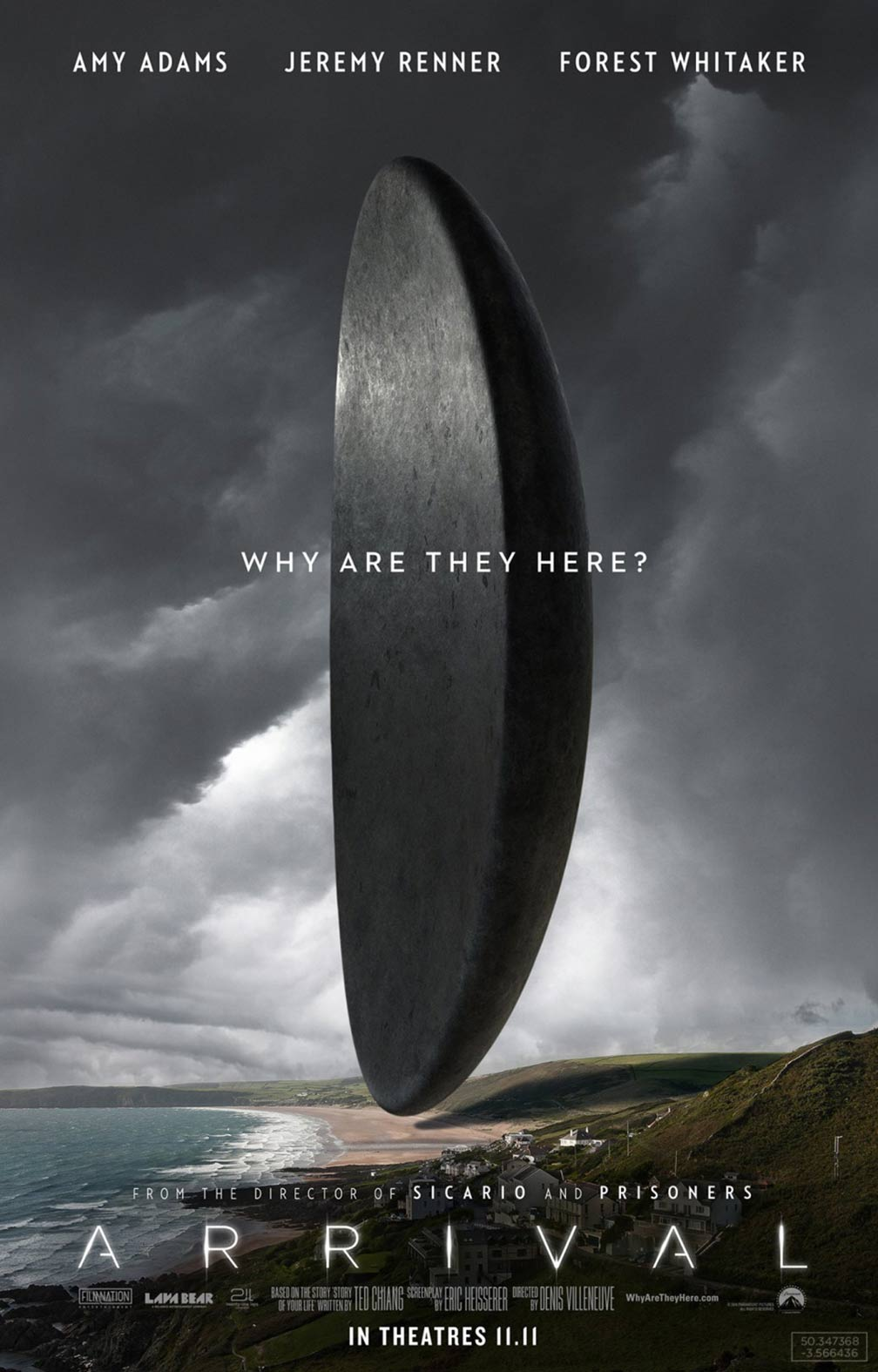 Arrival Poster #2