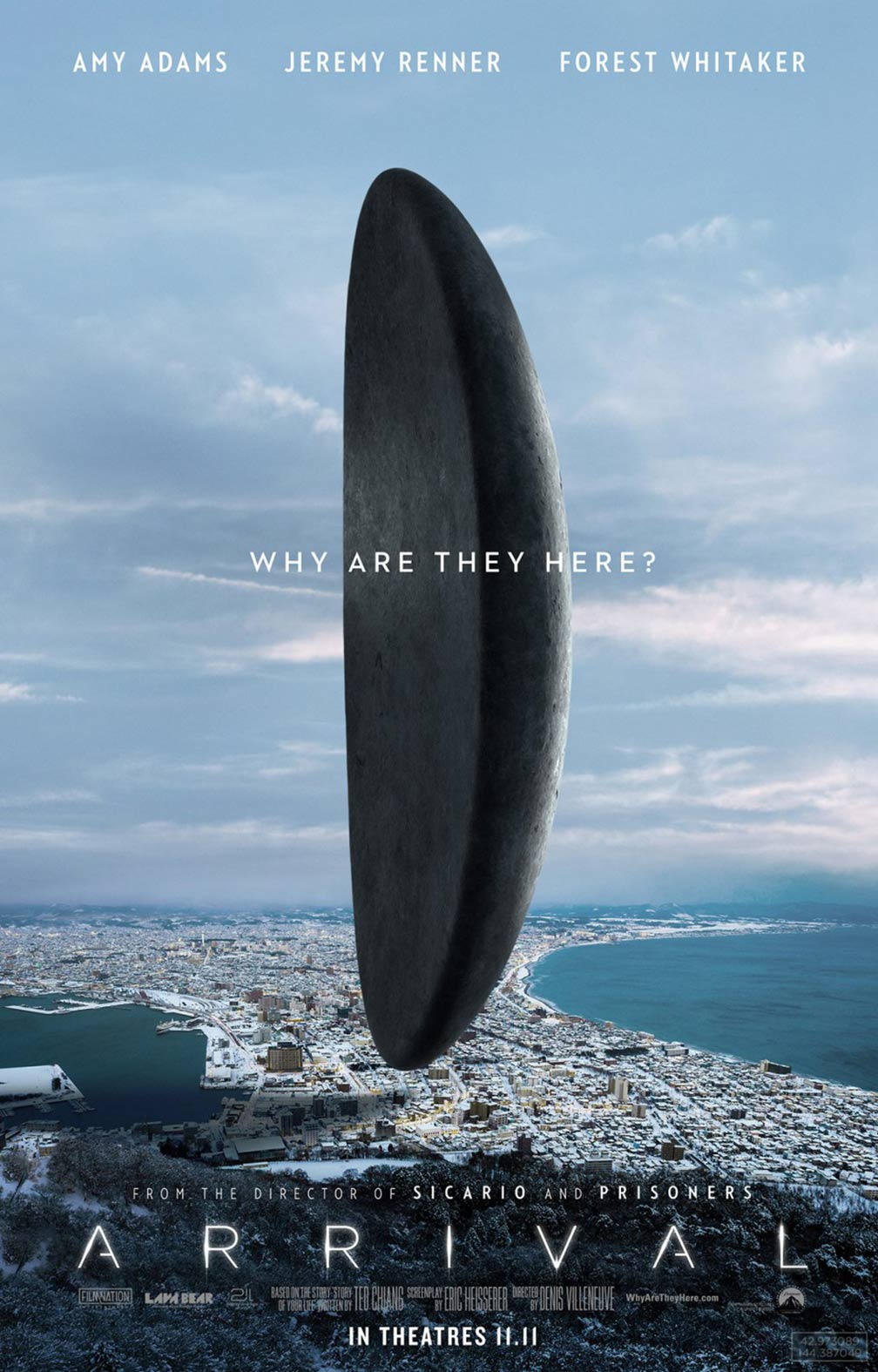 Arrival Poster #4