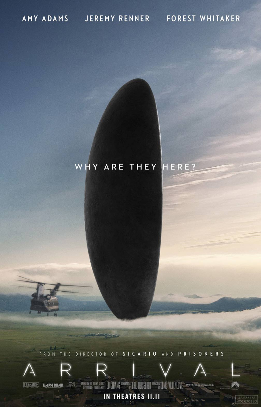 Arrival Poster #6