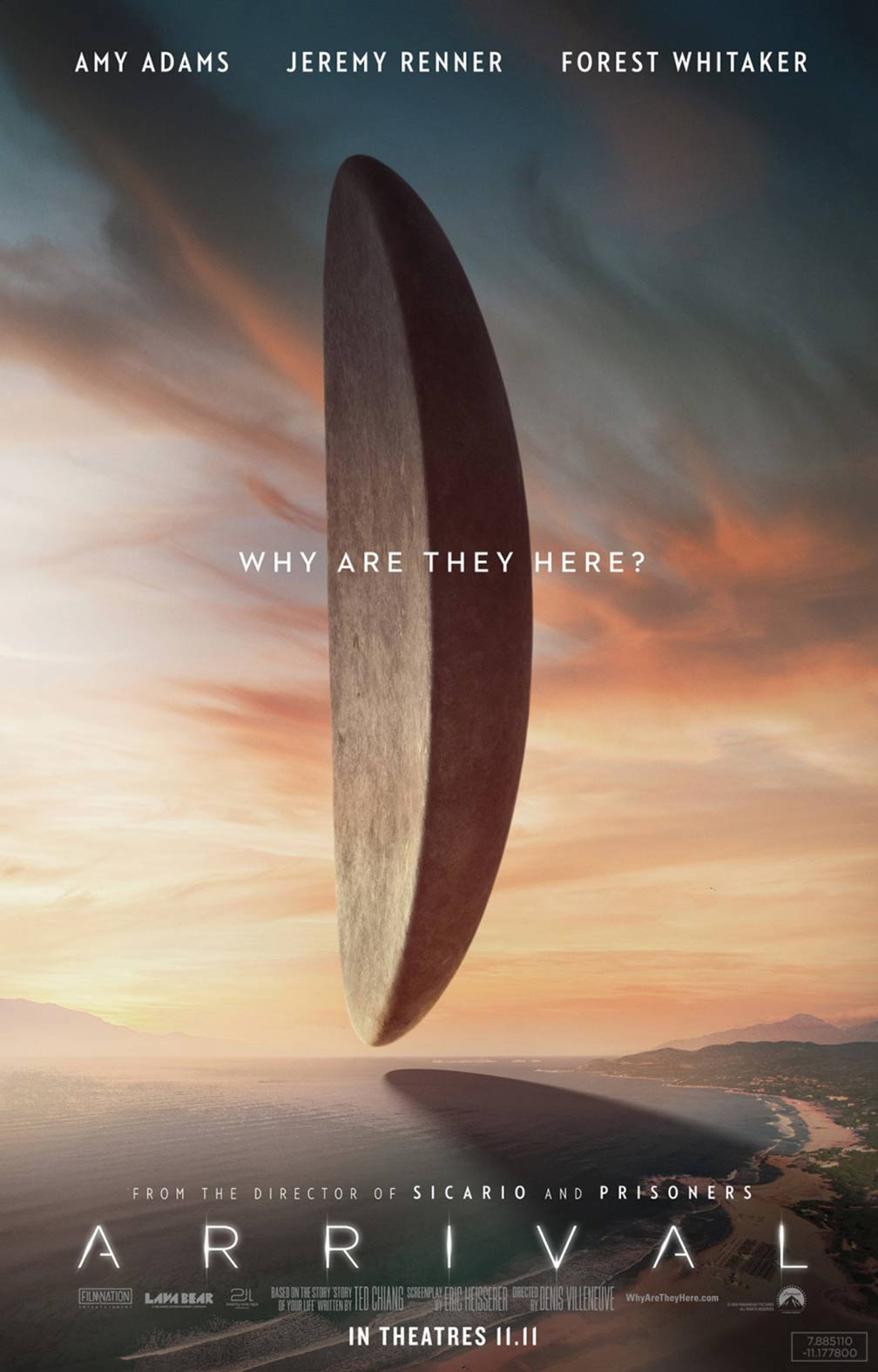 Arrival Poster #9