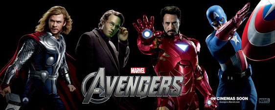 The Avengers Poster #12