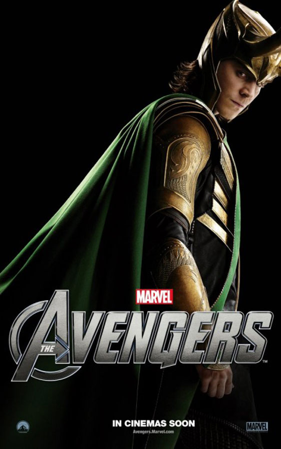The Avengers Poster #14