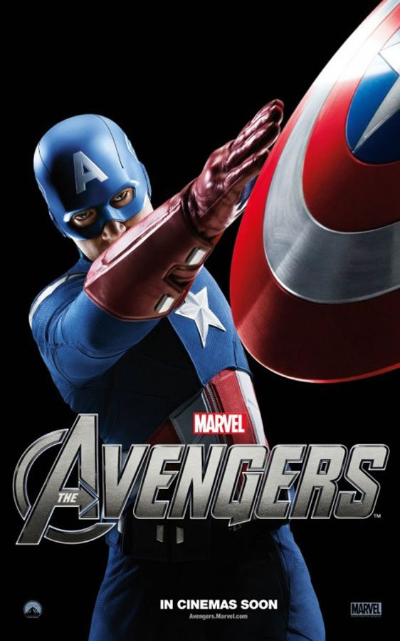 The Avengers Poster #17