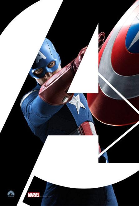 The Avengers Poster #2