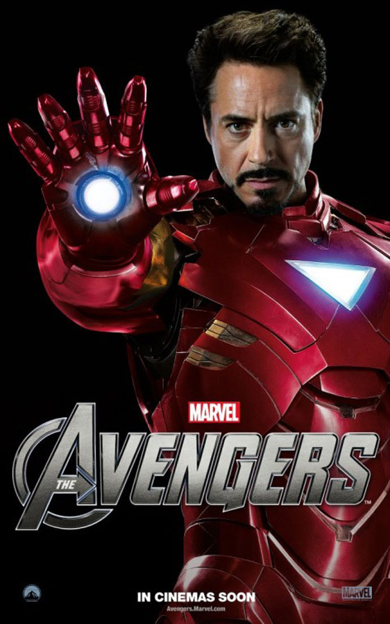 The Avengers Poster #21