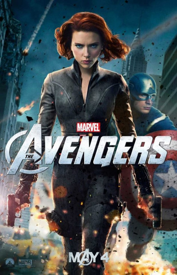 The Avengers Poster #23