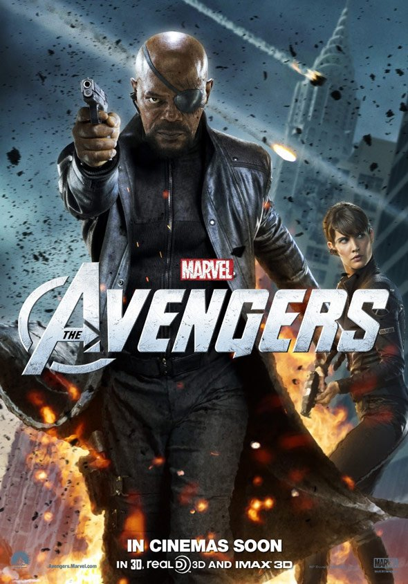 The Avengers Poster #26