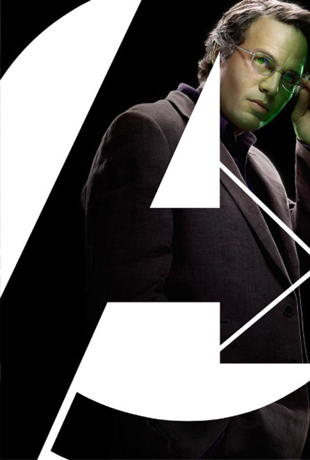 The Avengers Poster #3