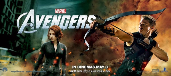 The Avengers Poster #30