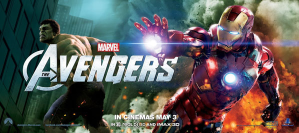 The Avengers Poster #31