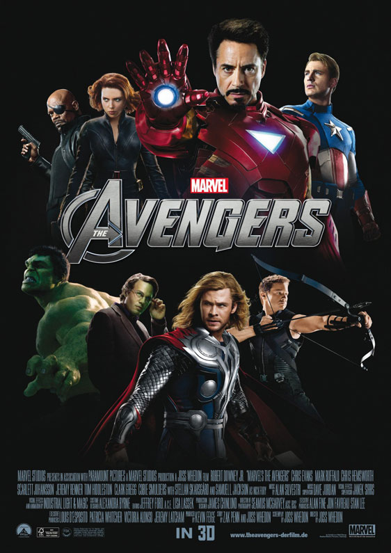 The Avengers Poster #35