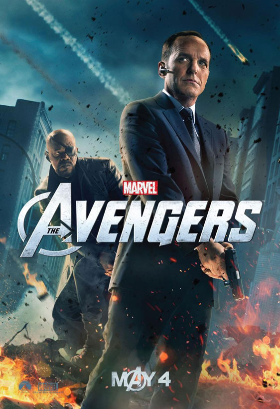 The Avengers Poster #36