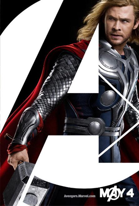 The Avengers Poster #5