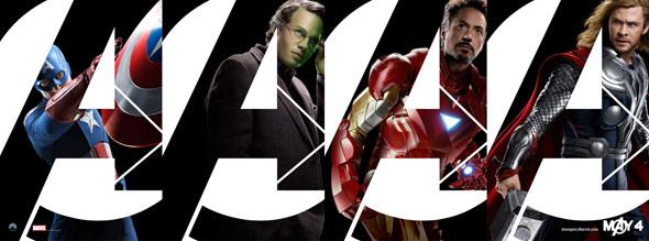 The Avengers Poster #6