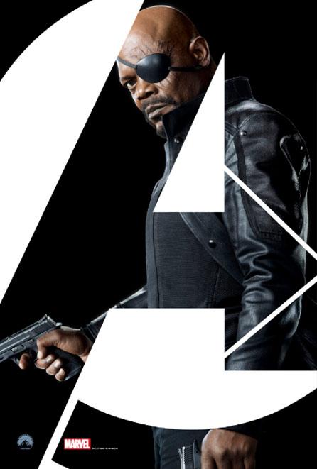 The Avengers Poster #7