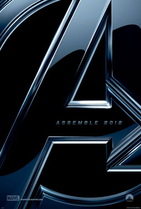 The Avengers Poster #1