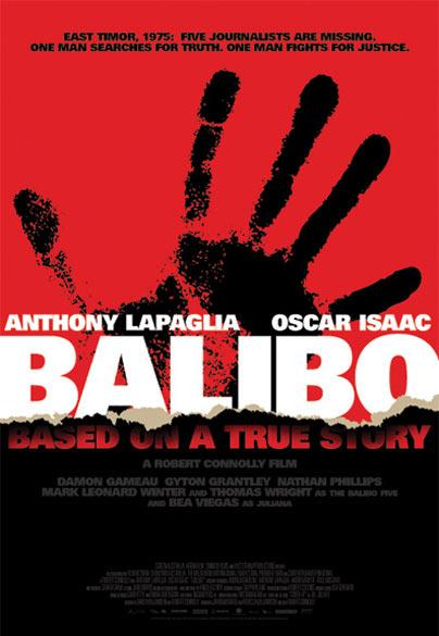 Balibo Poster #1