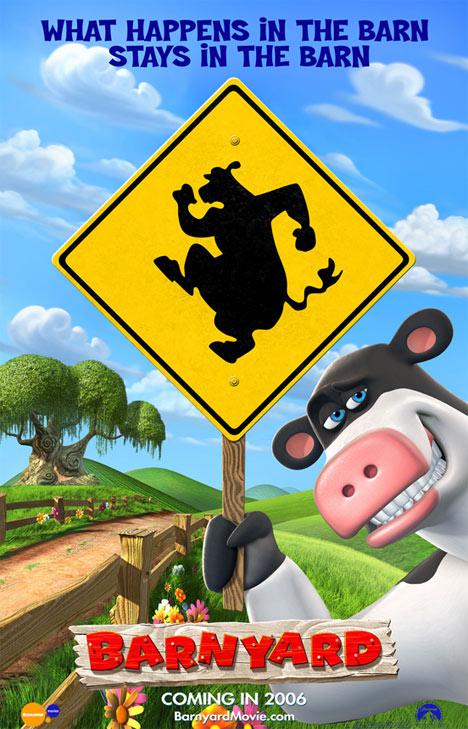 Barnyard: The Original Party Animals Poster #1