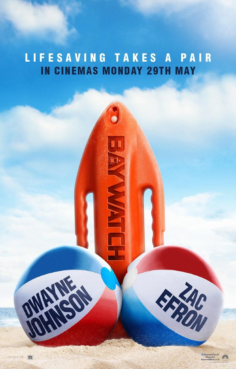 Baywatch Poster #10