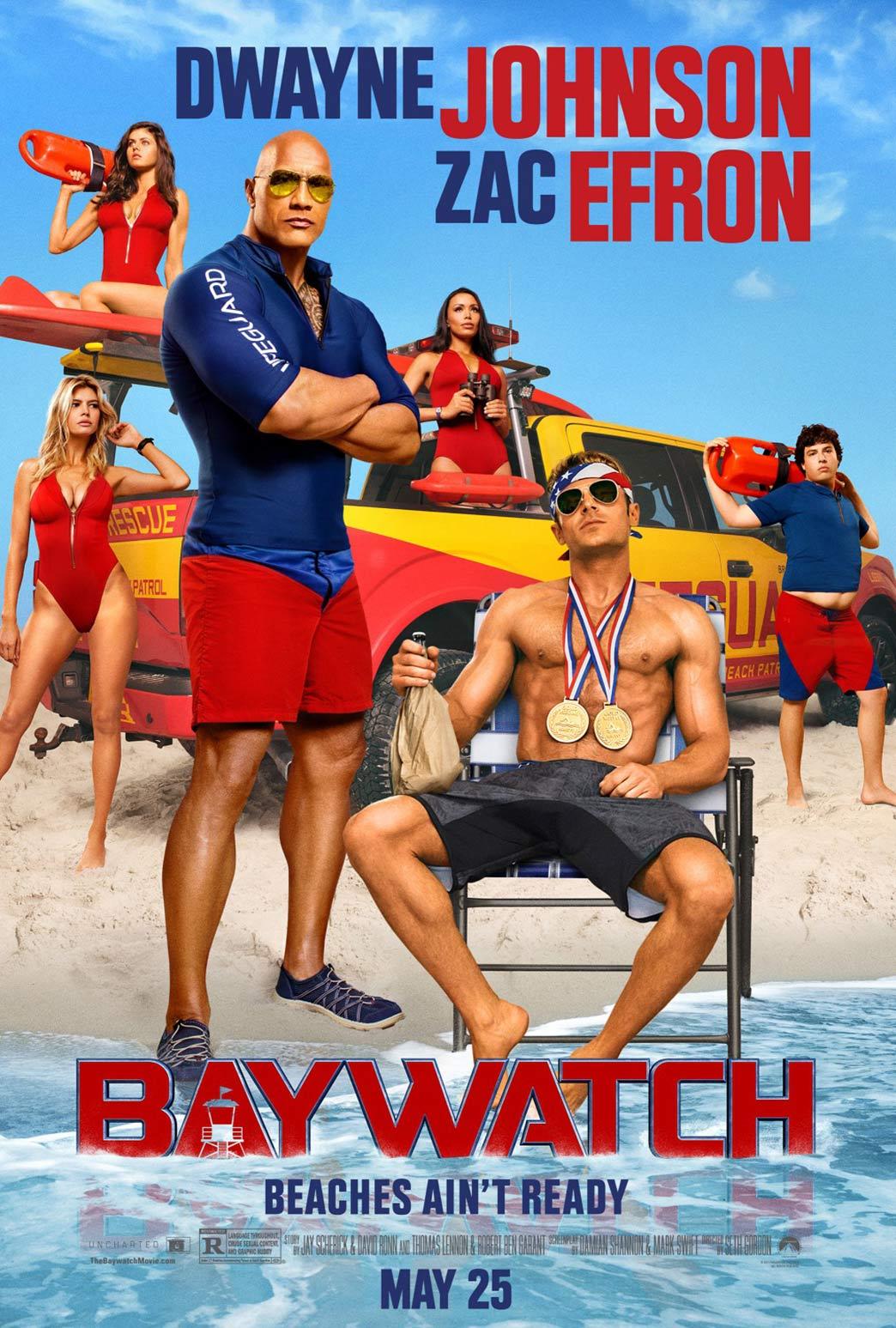 Baywatch Poster #12