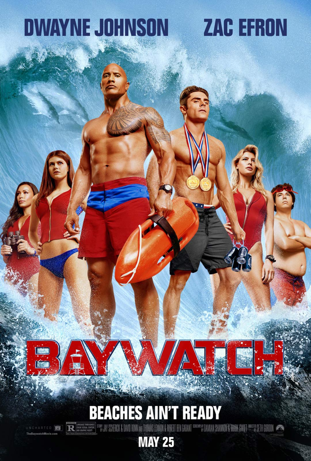 Baywatch Poster #14