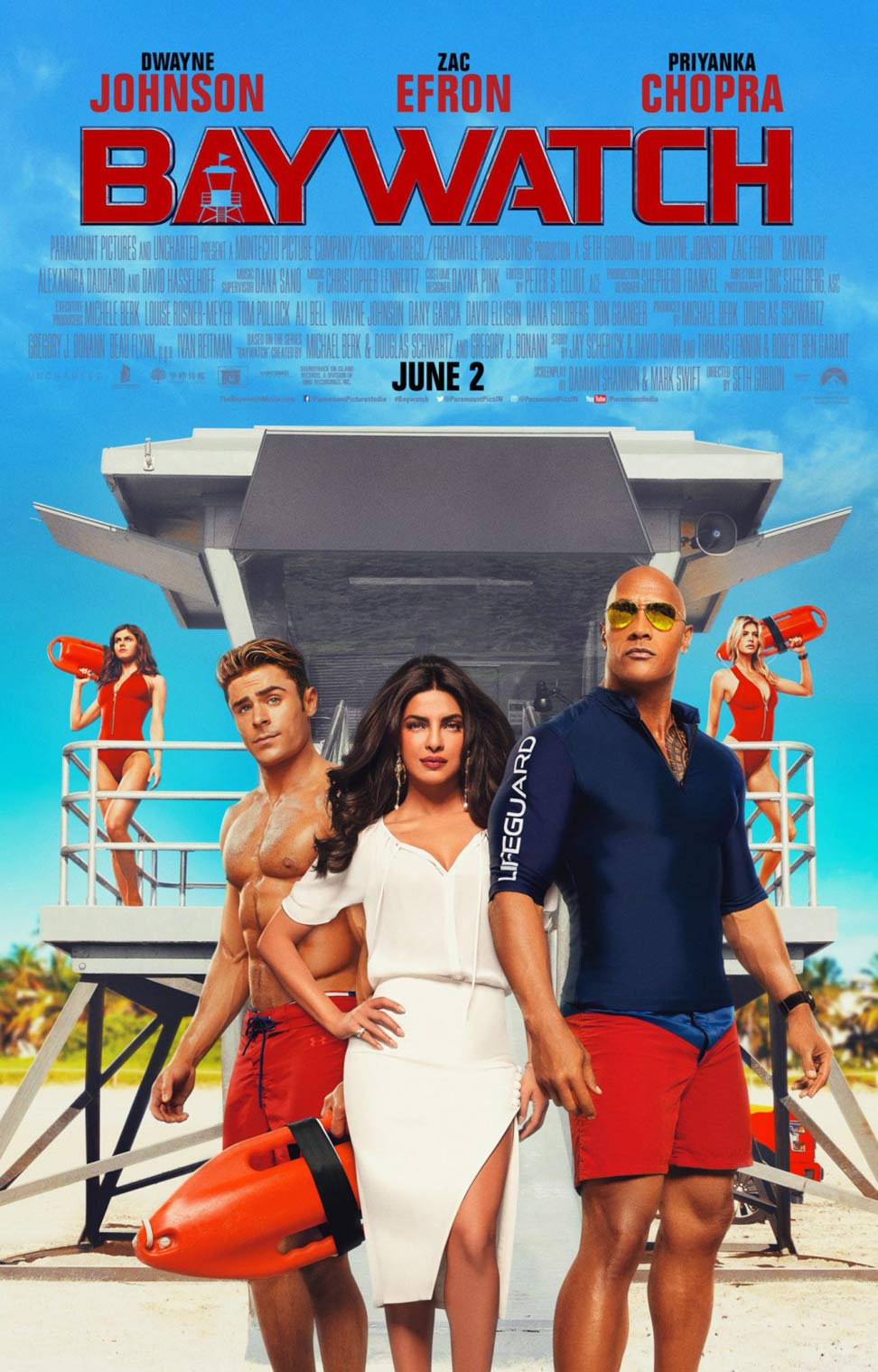 Baywatch Poster #15