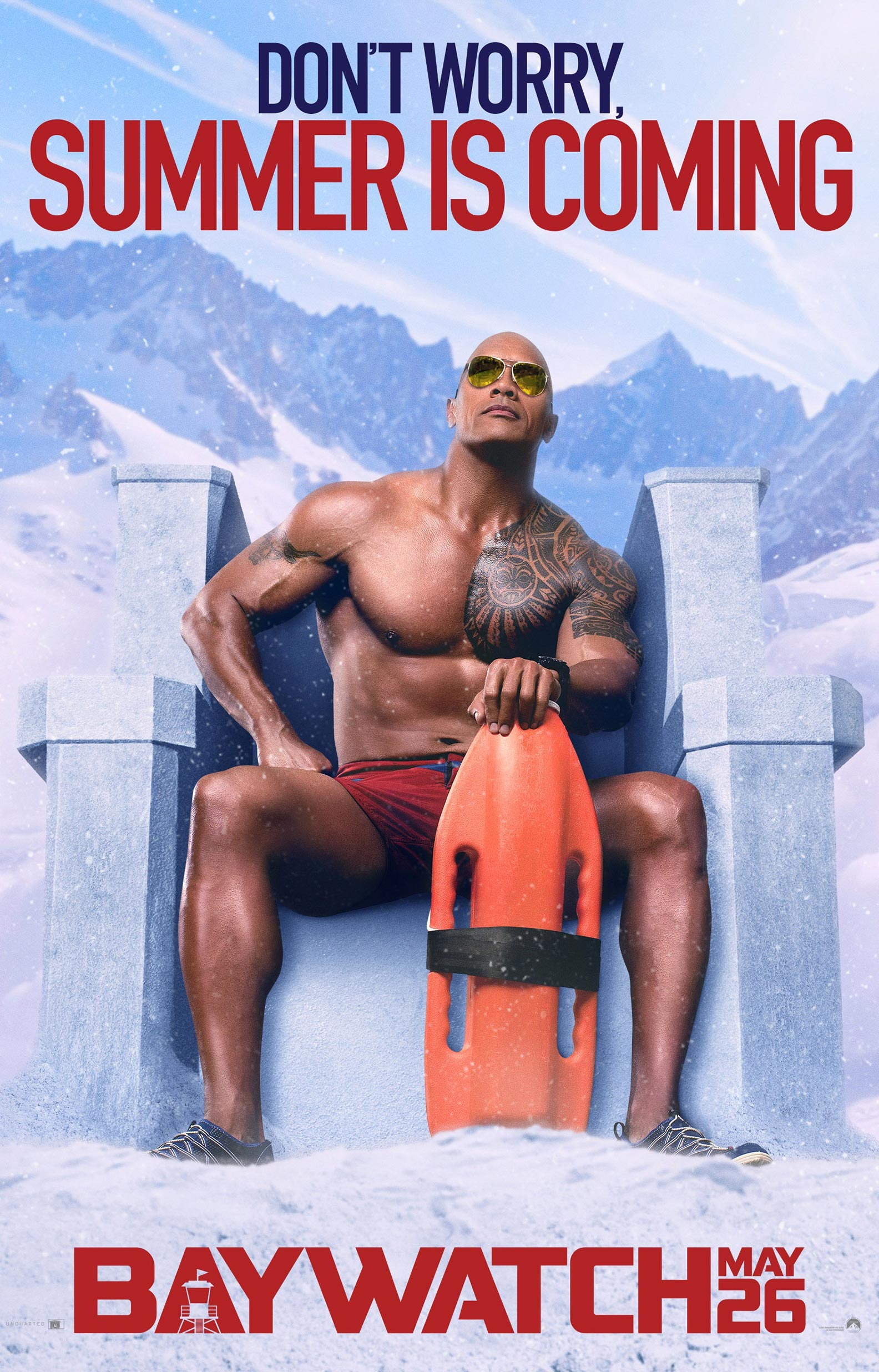 Baywatch Poster #9