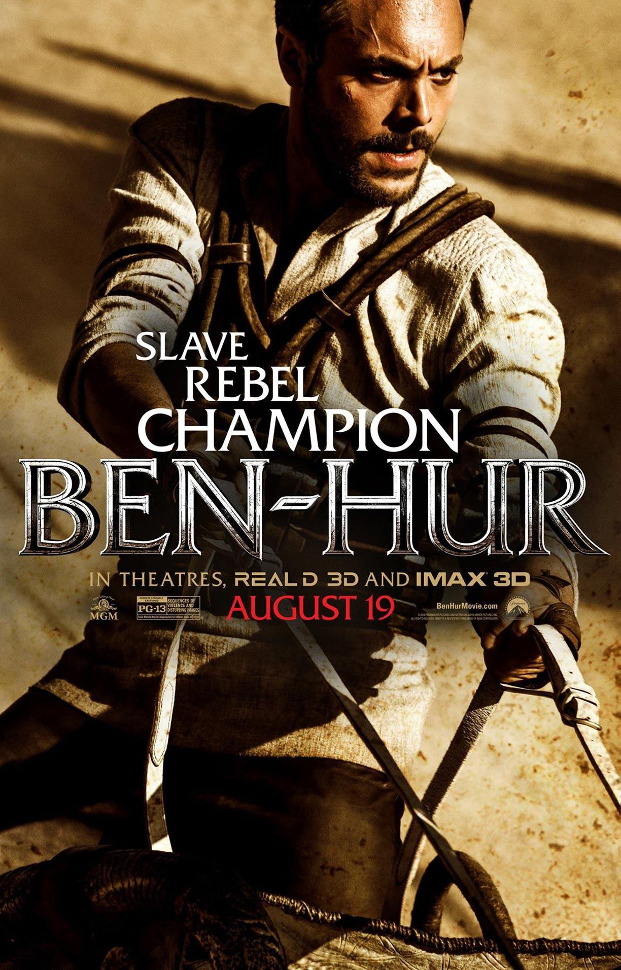 Ben-Hur Poster #2