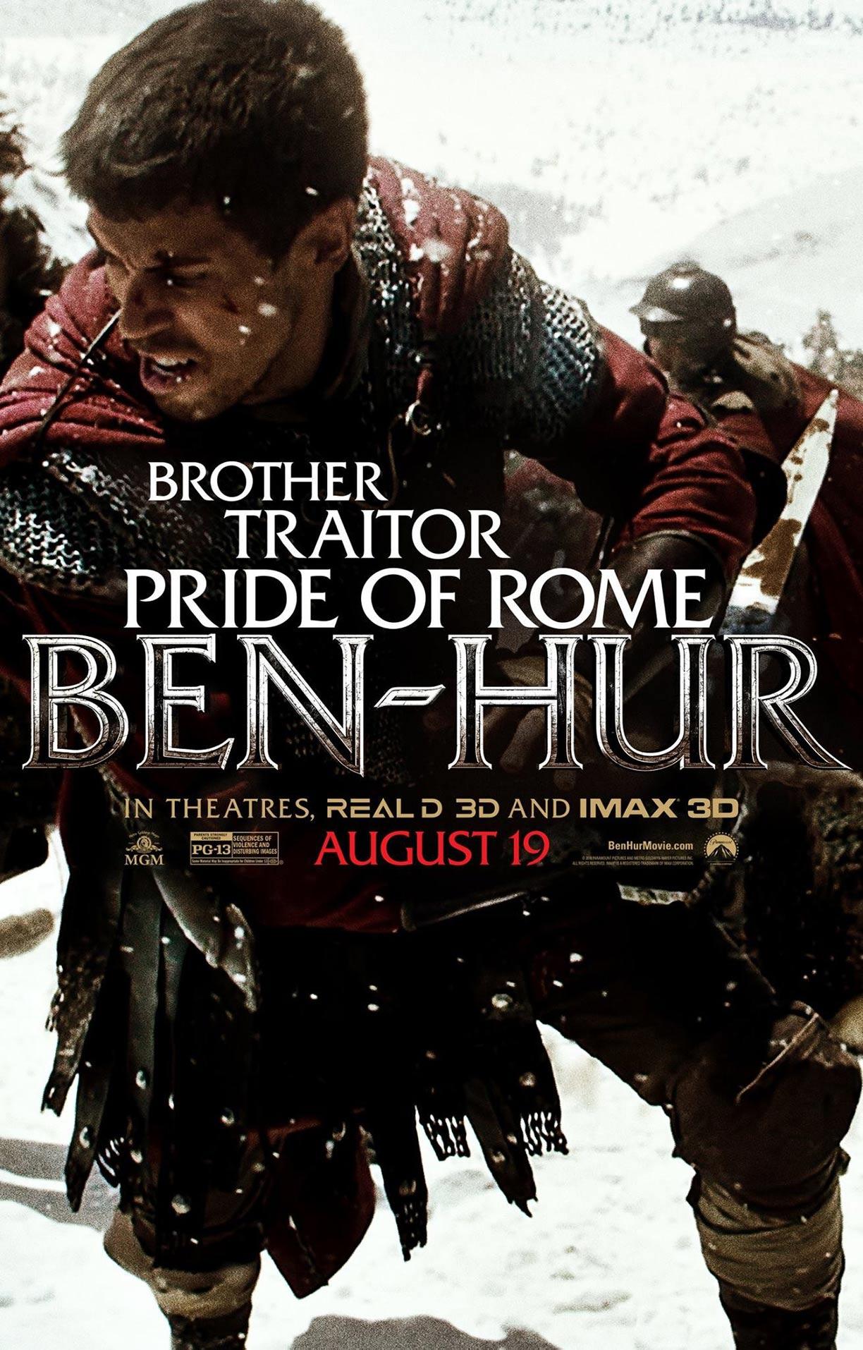Ben-Hur Poster #3
