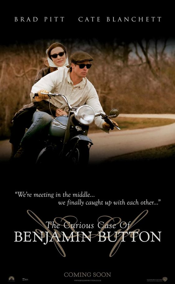 The Curious Case of Benjamin Button Poster #10