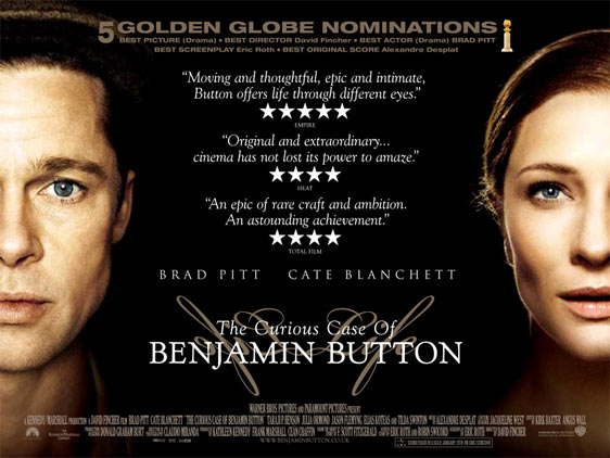 The Curious Case of Benjamin Button Poster #11