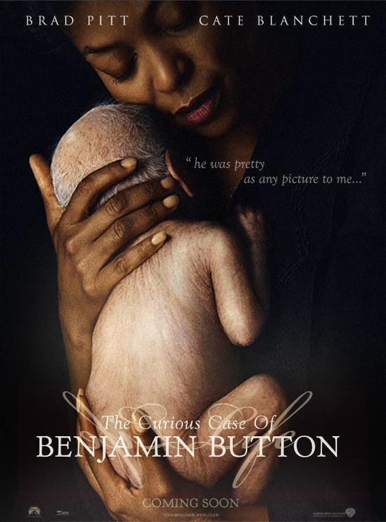 The Curious Case of Benjamin Button Poster #13