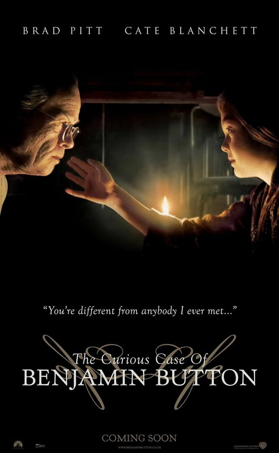 The Curious Case of Benjamin Button Poster #4