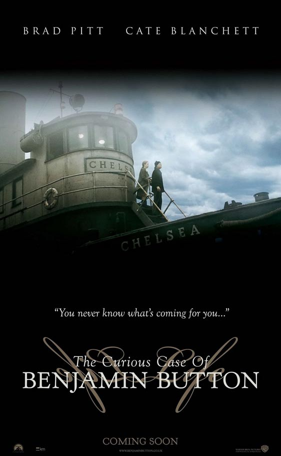The Curious Case of Benjamin Button Poster #5